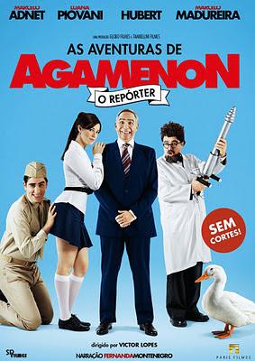 Download Filme As Aventuras de Agamenon, O Repórter DVDRip