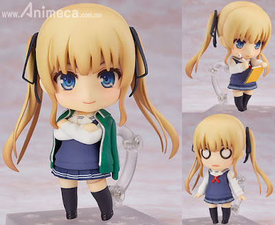 "Figura Eriri Spencer Sawamura Nendoroid ""Saekano: How to Raise a Boring Girlfriend ♭"" Saenai Heroine no Sodatekata"
