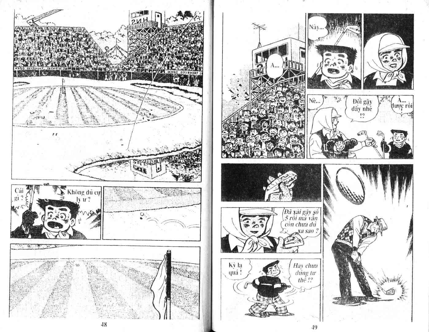 Ashita Tenki ni Naare chapter 40 trang 22