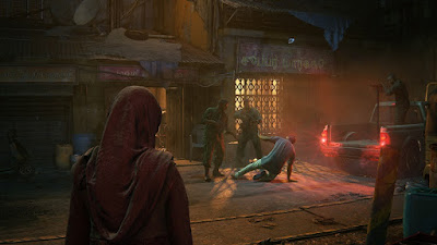Uncharted The Lost Legacy DLC
