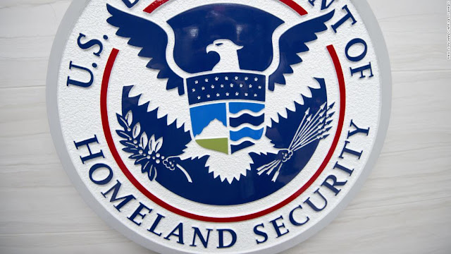 Department Of Homeland Security Monitoring the Apparent Hack of a Government Website - E Hacking News IT Security News
