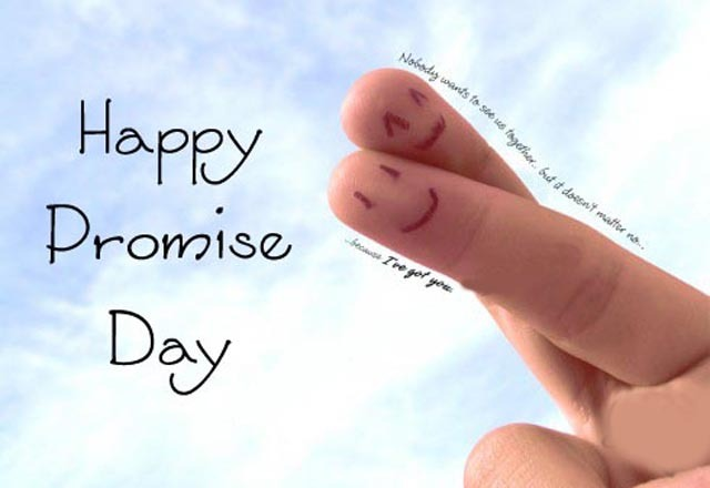 Happy Promise Day 2017 Wallpapers Download