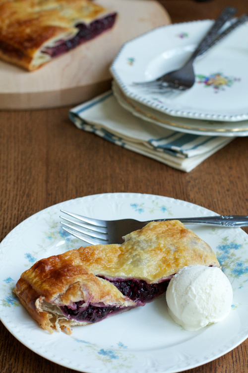 Blackberry Strudel    A Less Processed Life