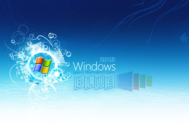 Microsoft Windows 8.1 OS 2013 Release Date and Features