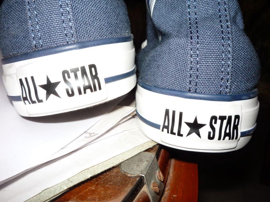 Bisnis Terbaru Tips Dan Cara Membedakan Sepatu Allstar Asli
