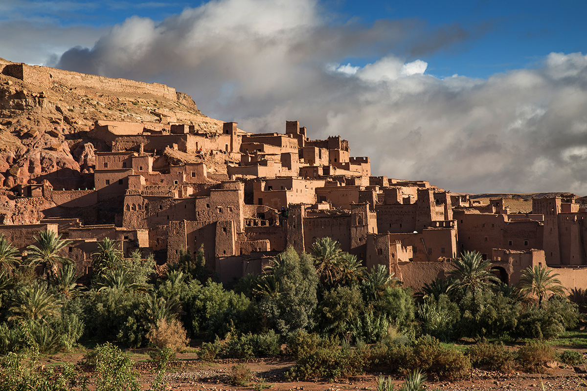 Maroko-Ajt Bin Haddu