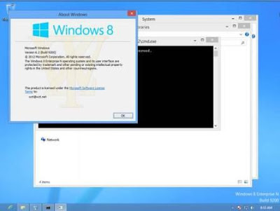 windows 8 enterprise build 9200 crack free