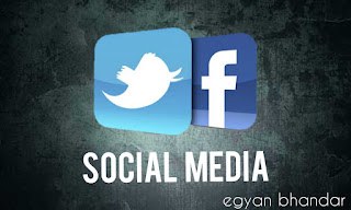 earn money by social media facebook twitter