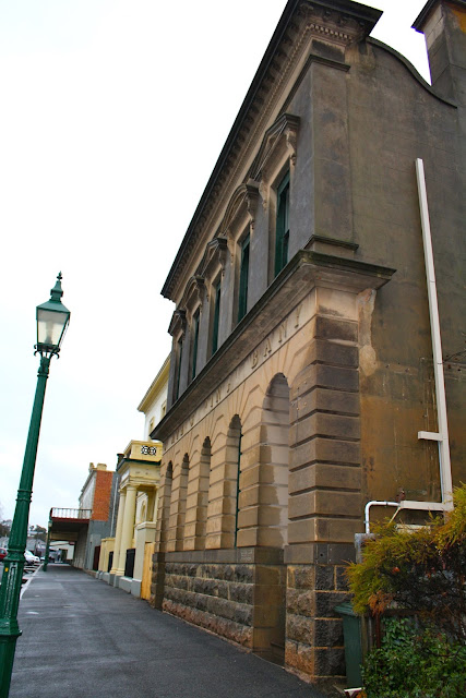 Clunes historic buildings