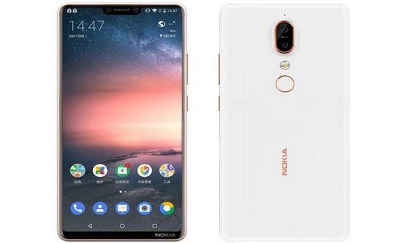 بالصور : تسريب هاتف Nokia X الجديد شبيه ايفون X