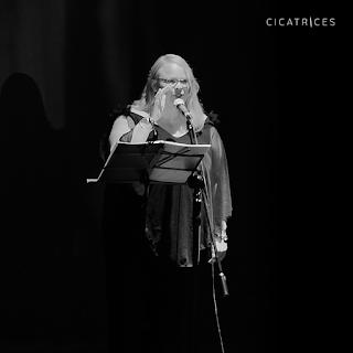 Judith Arvelo en Cicatrices, Abraham Arvelo