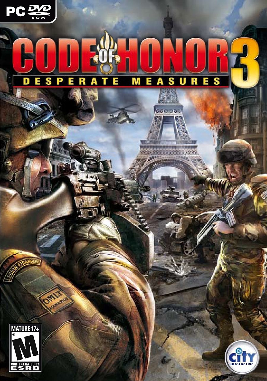 Code of honor 2 pc game