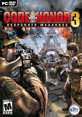 Code Of Honor 3 Desperate measures PC Game