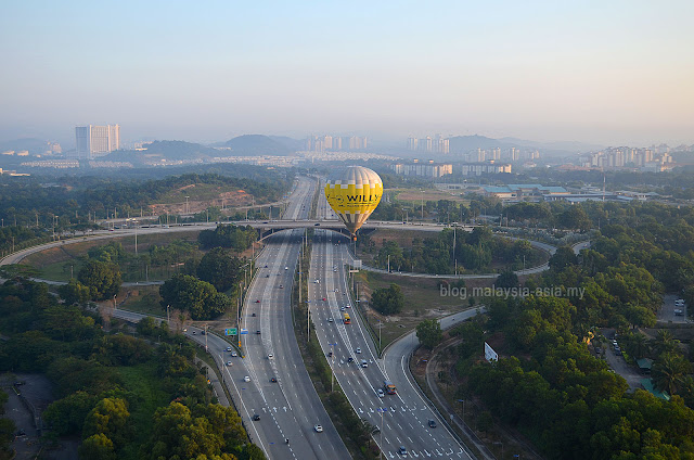 Putrajaya Hot Air Balloon Rides