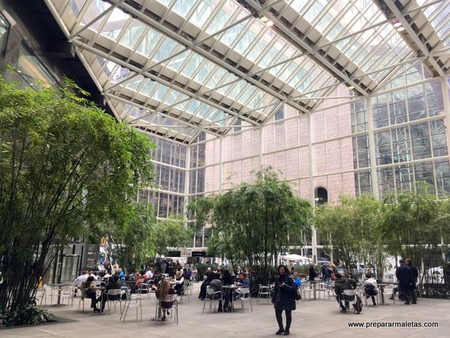 patios cubiertos nueva york