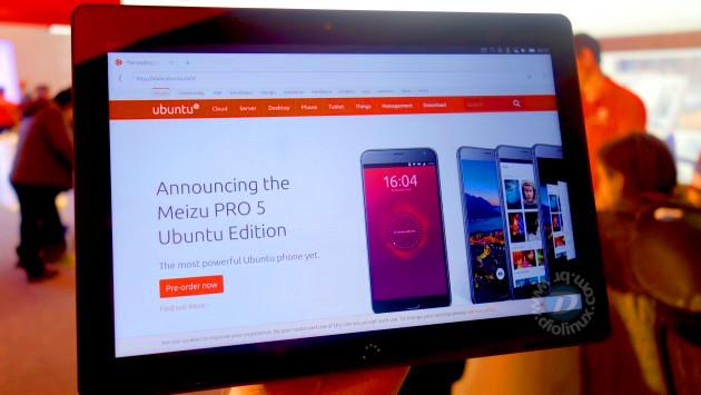 Ubuntu é lançado em Tablet da BQ