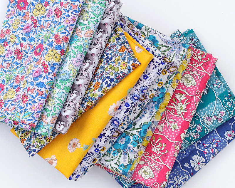 Liberty of London Tana Lawn | © Red Pepper Quilts 2018