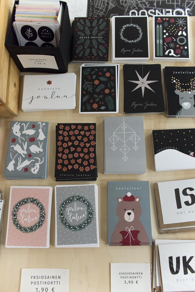Designkulma, Joensuu, pop up - myymälä,