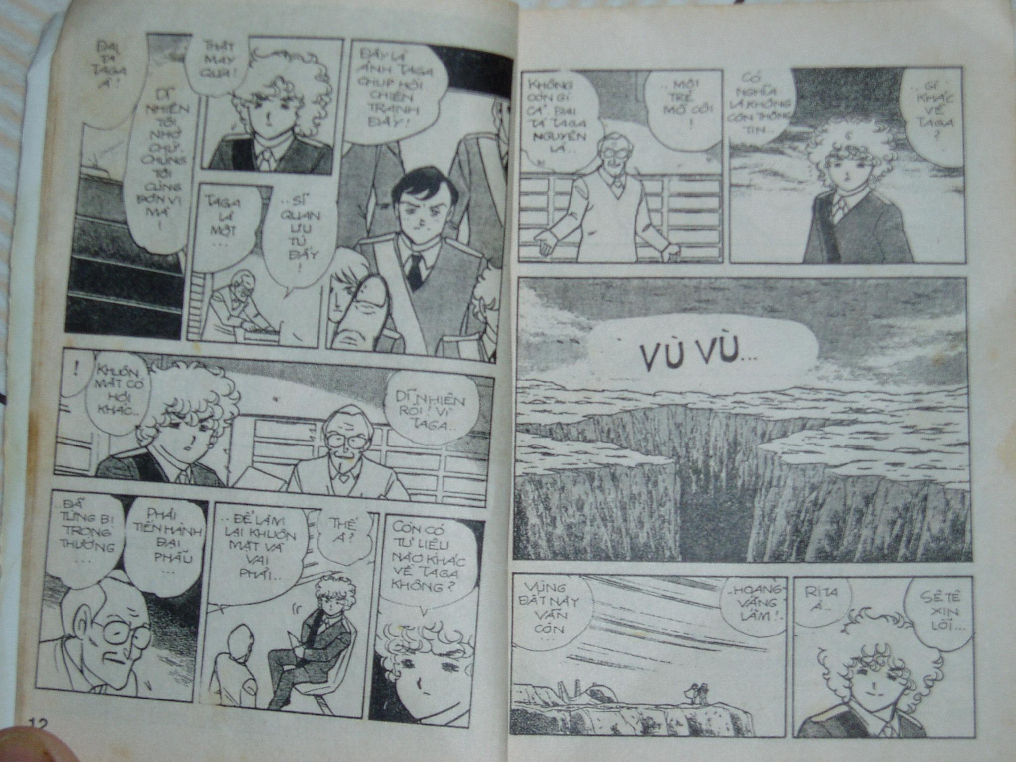 Siêu nhân Locke vol 13 trang 5