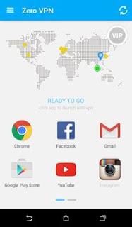 Zero VPN Unlocked Android Apk