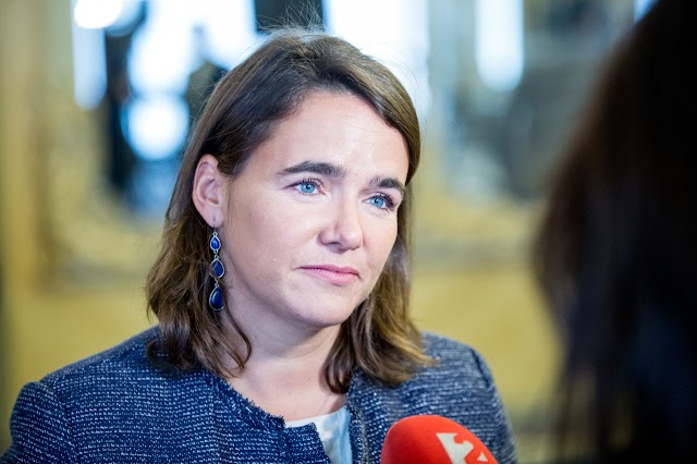 Novák Katalin: a csokkal minden családnak segíteni szeretnénk