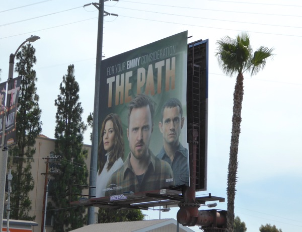 Path Universal Television 2016 Emmy billboard