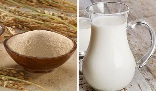 Cách làm trắng da hiệu quả từ sữa tươi