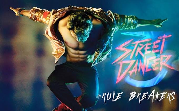 Steet Dancer Movie First Look, Poster Out | Varun Dhawan, Shraddha Kapoor