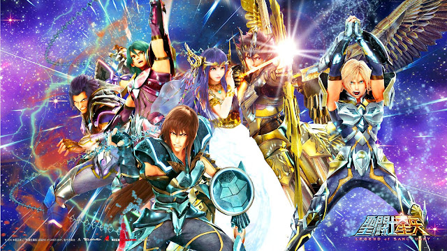 Saint Seiya: Legend of Sanctuary - os cavaleiros do zoodiaco