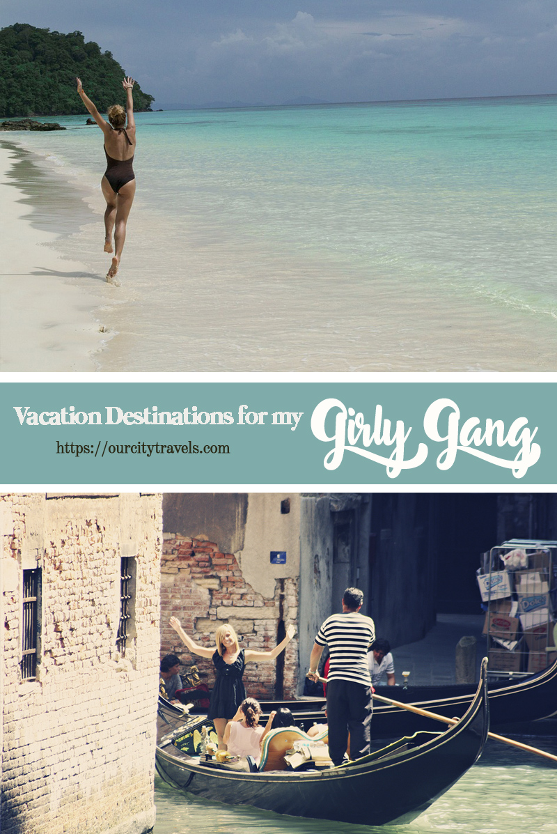 A vacation in any destination is always more fun when it is spent with great company. This is one of the reasons why girly holidays are some of the best vacations that women enjoy. You can expect full attendance among female buddies whenever such excursions are scheduled. The only difficult stage in planning for these holidays is in choosing the destination. Here are some good options I picked for girly getaways that will give the whole gang a good time.