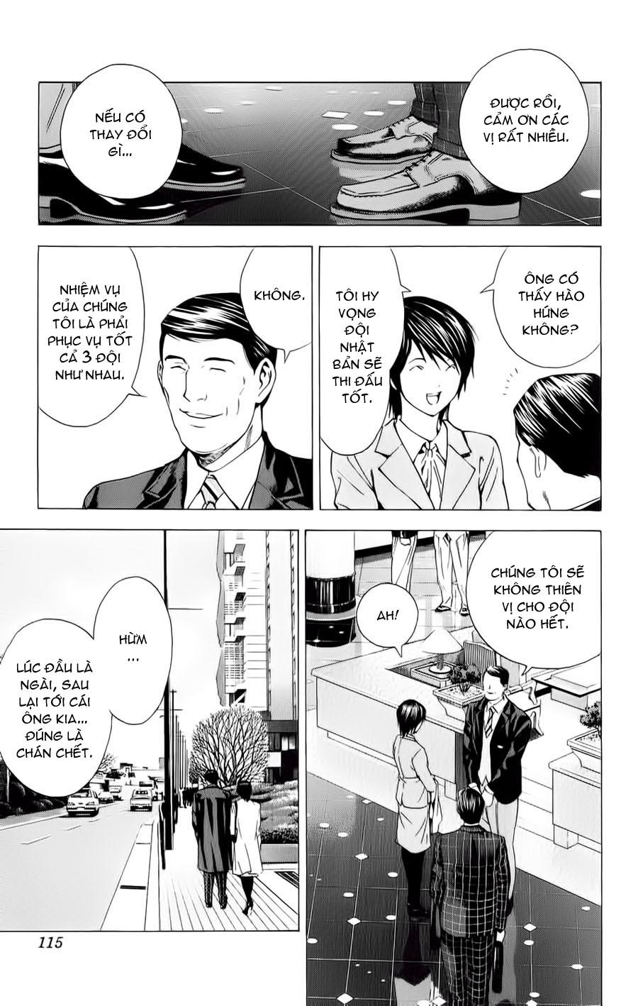 Hikaru No Go hikaru no go chap 153 trang 10