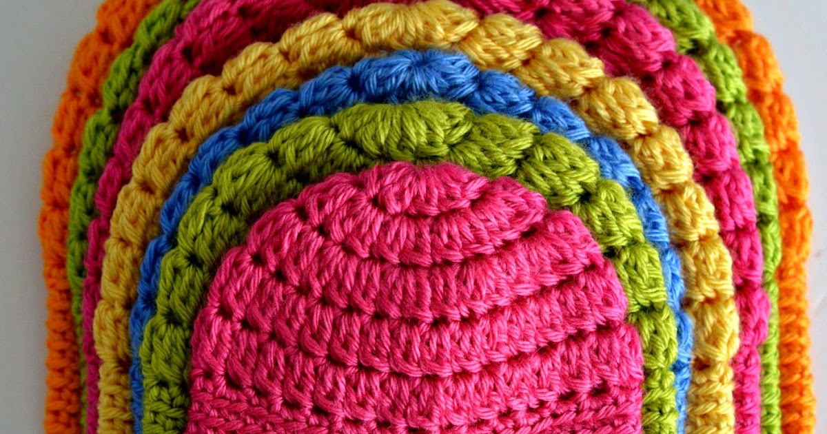 Different Crochet Patterns : Mango Tree Crafts: Free Basic Beanie Crochet Pattern All Sizes