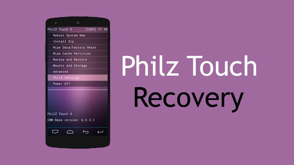 [MT6572] [4.4.2] Philz Recovery v6.57.9 For Symphony V25