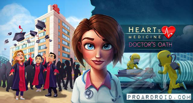 تحميل لعبة Heart's Medicine Doctor's Oath v28.2.0 مهكرة للأندرويد (اخر اصدار) logo