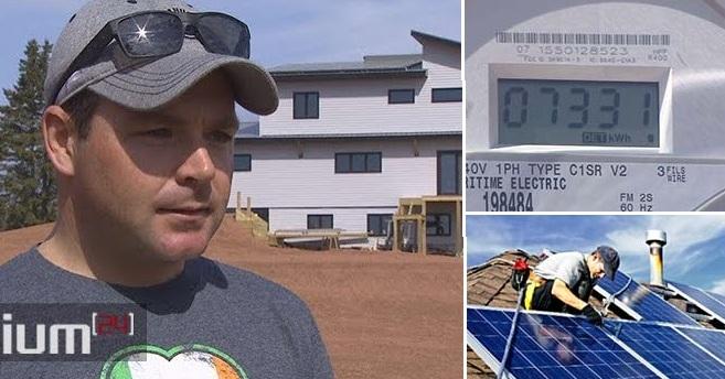Ο άνθρωπος πρέπει να πληρώσει φόρους για την ηλιακή ενέργεια που παράγει!!!