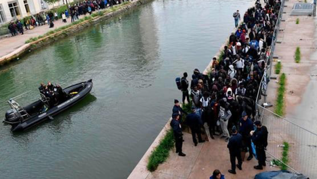 CITY ON THE EDGE: Paris has 300,000 illegal immigrants crammed into just one tiny suburb
