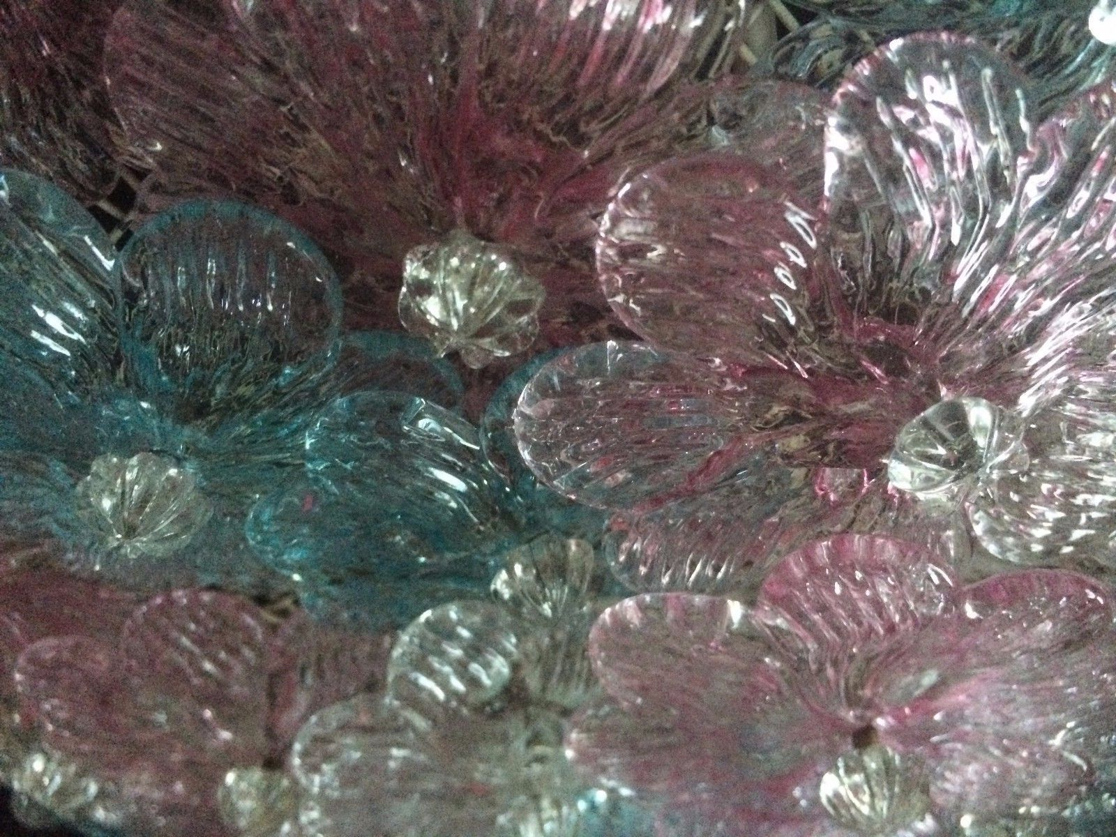 Plafoniere Con Vetro Di Murano : Fabbrica lampadari murano: roxette plafoniera in vetro di murano