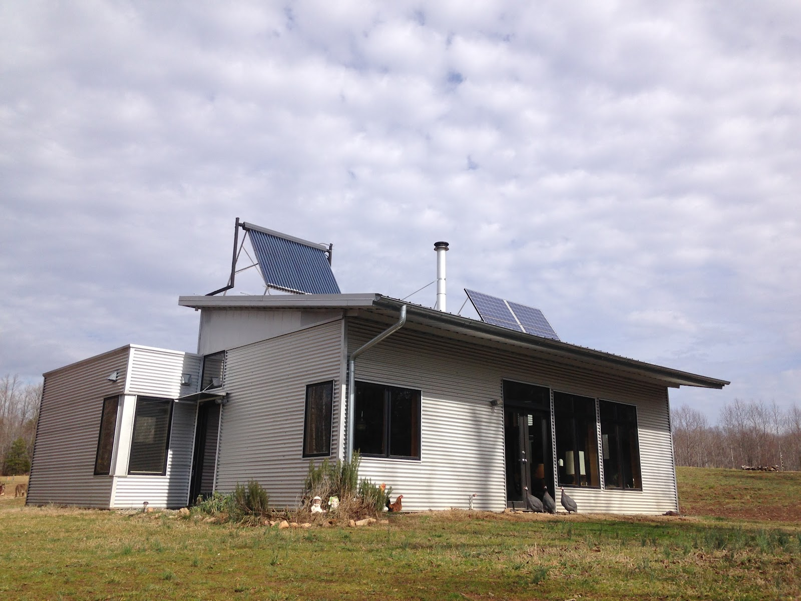 passive house kits passive solar prefab house gets a jump on spring projects