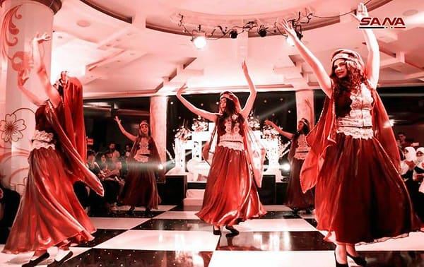 فرقة شهرزاد للمسرح الراقص.. عروض فنية تعكس تراث السويداء