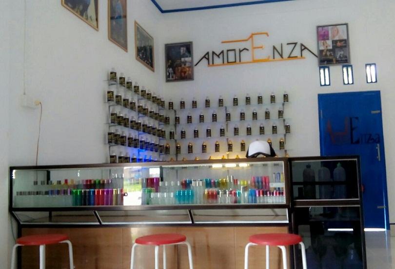 Cara Memulai Usaha Parfum Refill Isi Ulang Distributor Bibit