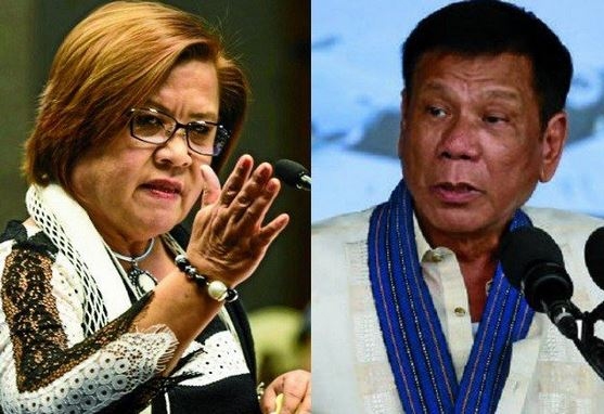 """Produce Evidence Says De Lima To Duterte After The Release Of His """"Name and Shame"""" List. READ!"""