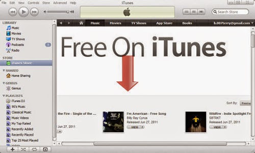 ITunes Free Song Download