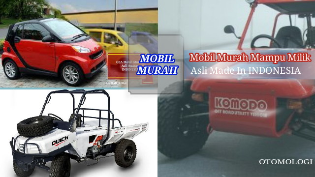 Mobil Murah Harga Mobil Terbaru Jual Beli Mobil Murah Buatan Indonesia