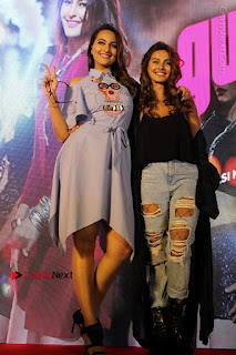 Actress Sonakshi Sinha at the Song Launch of Film Noor  0030.JPG