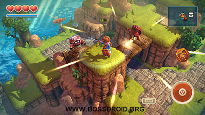 Download Game Oceanhorn Apk Mod Full Version + Unlimited Money Android Terbaru