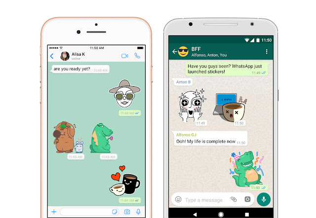 whatsapp-enables-stickers-feature
