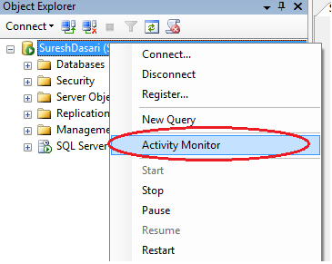 Close Kill All Active Database Connections in SQL Server