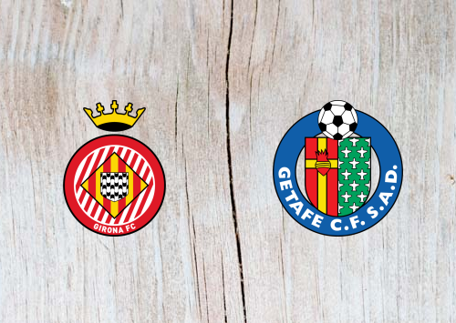 Girona vs Getafe - Highlights 21 December 2018