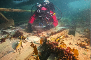 Here's why we're excited to visit the site of Franklin's found Erebus