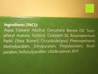 Inhaltsstoffe: GrüNatur Gesundheitsapotheke - Q10 & Nachtkerzenöl-Creme